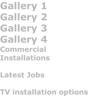 TV installation pictures, LCD TV installation pictures, Plasma TV installation pictures, LED TV installation pictures, Home Theater installation pictures